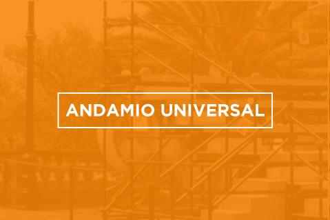Andamio universal